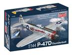 P-47 D USAAF w 2 markings 1/144