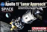 1/72 Apollo 11 Lunar Approach  Columbia+Eagle