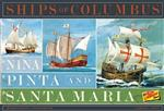 1/144 Ships of Columbus: Nina, Pinta and Santa Maria 1/144